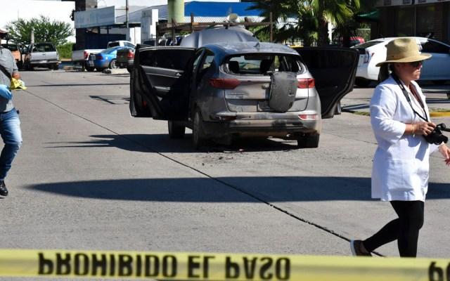 Ejecutivo debe explicación por hechos violentos en Culiacán: Laura Rojas - Culiacán Sinaloa violencia balacera 2