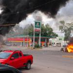 Son 13 los muertos tras enfrentamientos en Culiacán