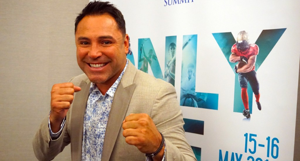 Enfermera demanda a Oscar de la Hoya por agresión sexual - Oscar de la Hoya