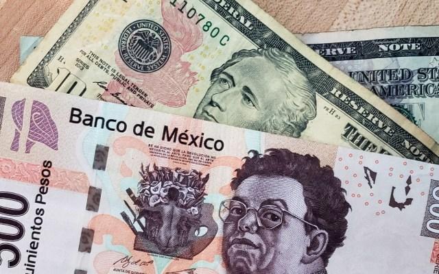 Peso mexicano suma cinco semanas de apreciación y cotiza en 21.29 por dólar - Peso Dólar dinero dólares pesos tipo de Cambio 2