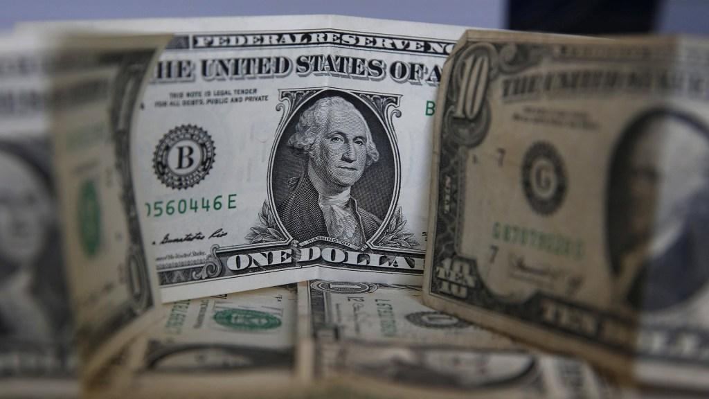 Dólar estadounidense. Foto de EFE