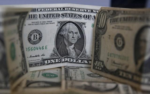 Mercado cambiario se mantiene estable tras acuerdo entre EE.UU. y China - Dólar estadounidense. Foto de EFE