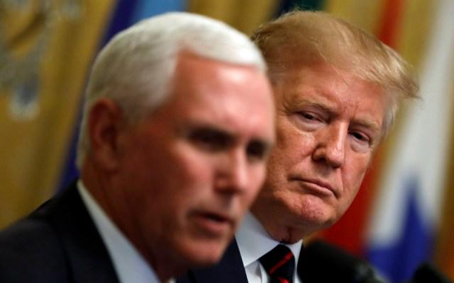 Trump involucró a Pence en esfuerzos para presionar a Zelenski: Washington Post - Foto de EFE