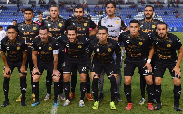 """""""Este martes jugamos por un Culiacán unido"""": Dorados de Sinaloa - Dorados Sinaloa partido futbol"""