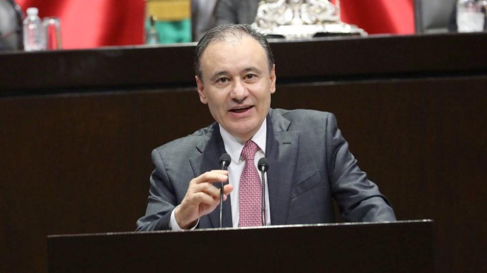 Durazo presentará renuncia el próximo viernes; asegura no conocer a su sucesor - durazo diputados