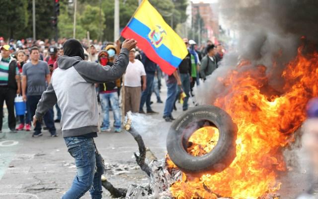 Parlamentarios de Ecuador piden asilo en la embajada mexicana - Foto de EFE