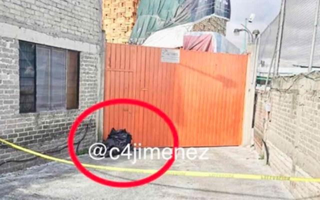 Asesinan y embolsan a conductor del Metrobús en Iztapalapa - Embolsan a conductor de Metrobús