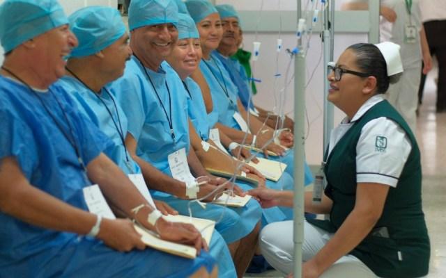 IMSS abrirá más de mil 200 plazas de enfermería para hospitales rurales - Foto de IMSS