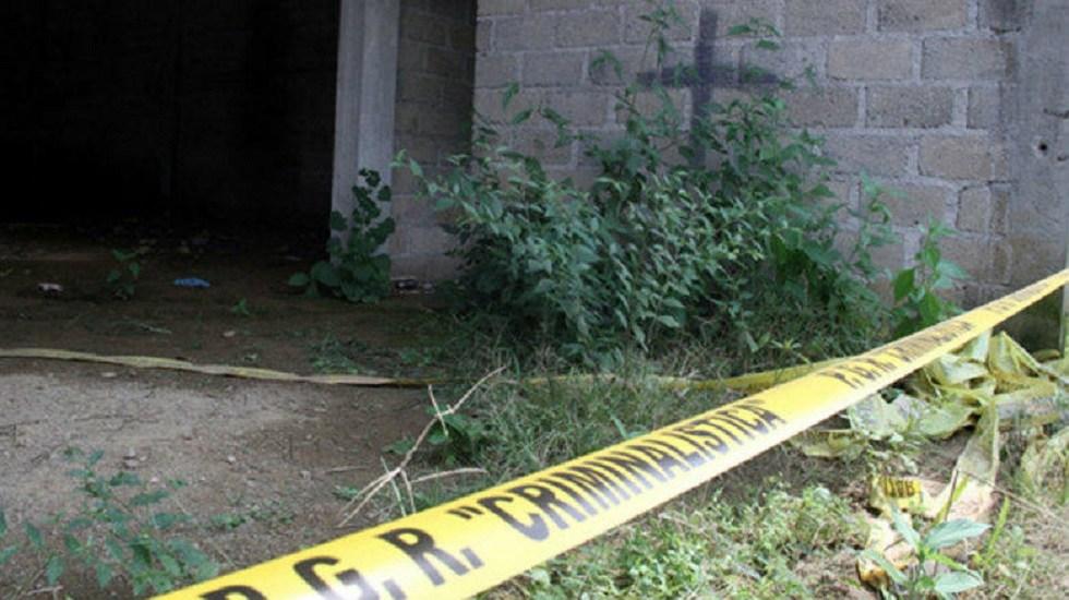 Denuncian que FGR quiere cerrar caso de matanza en Tlatlaya - Entrada de bodega de Tlatlaya donde soldados presuntamente asesinaron extrajudicialmente a personas. Foto de Milenio