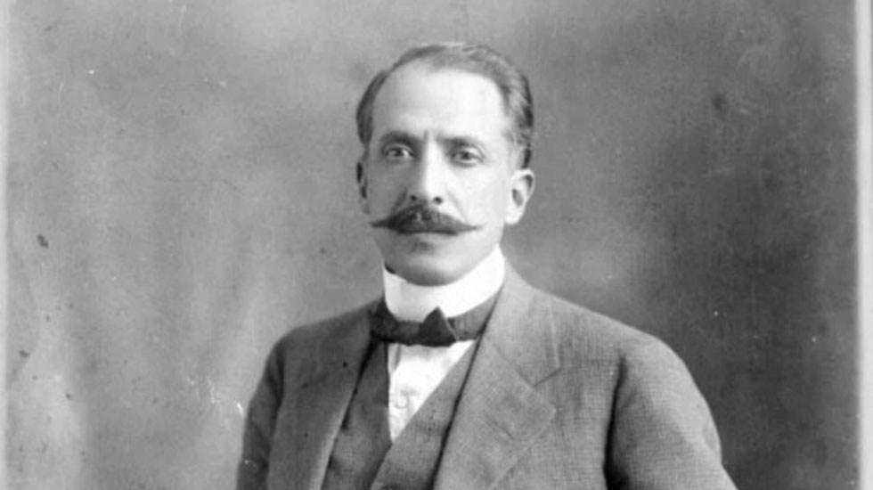El general Felipe Ángeles, cuyo nombre llevará el aeropuerto de Santa Lucía - General brigadier Felipe Ángeles Ramírez. Foto Especial