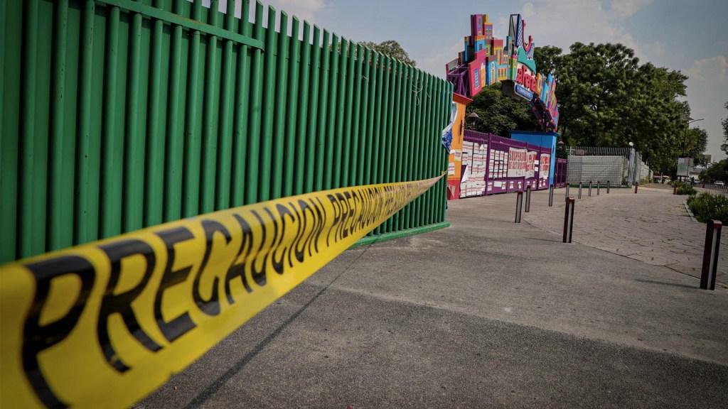 Retiran formalmente permiso a empresa para operar La Feria - Feria de Chapultepec