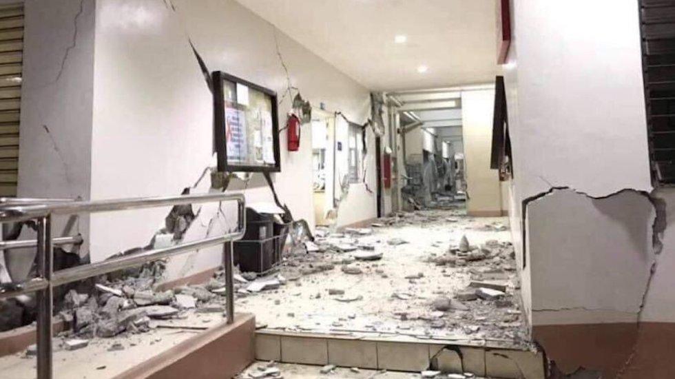 Sismo magnitud 6.4 sacude el sur de Filipinas - Foto de @Chepalicte1