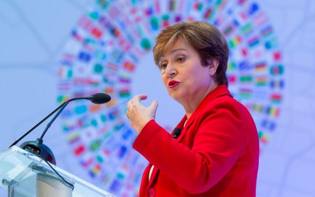 FMI advierte desaceleración en el 90% de los países para este año - Kristalina Georgieva