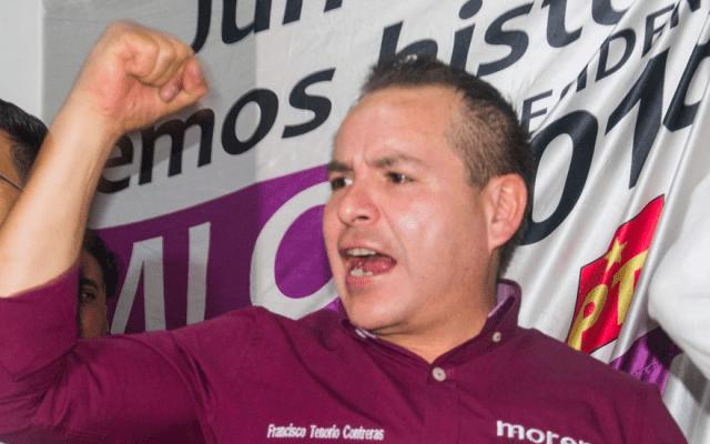 Familia del alcalde de Valle de Chalco confirma que donará sus órganos - Francisco Tenorio. Foto de Facebook