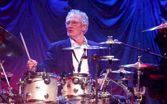 Muere Ginger Baker, baterista de Eric Clapton con 'Cream' - Ginger Baker
