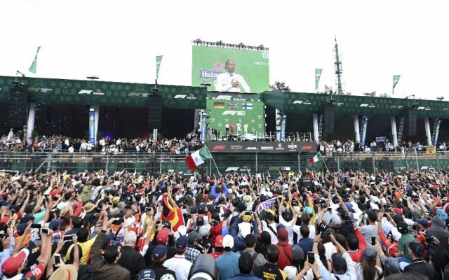 Quedamos muy motivados para el GP de México 2020: presidente de CIE - Foto de Mexsport