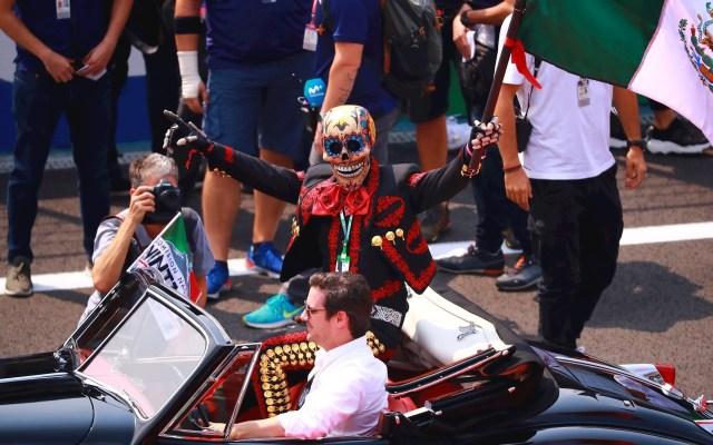 Afición llega a GP de México - Foto de EFE/David Guzman.
