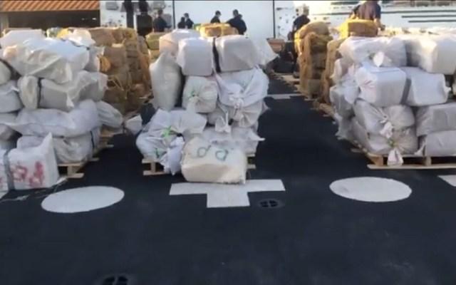 EE.UU. decomisa más de 19 toneladas de cocaína y mariguana en Latinoamérica - EE.UU. decomisa más de 19 toneladas de cocaína y mariguana en Latinoamérica