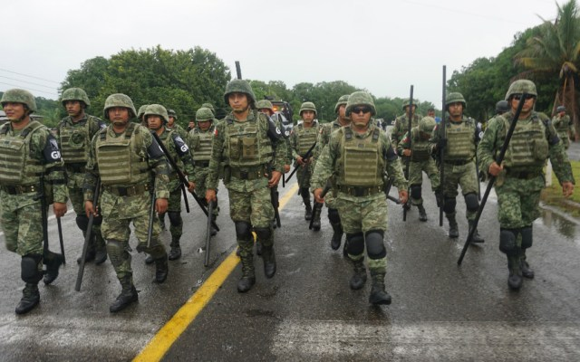 Presentan plan de despliegue de la Guardia Nacional - Guardia Nacional