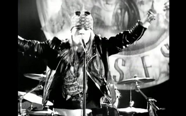 Sweet Child O' Mine supera las mil millones de reproducciones en YouTube - Guns N' Roses - Sweet Child O' Mine