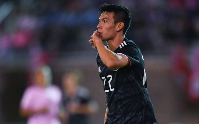 México goleó 5-1 a Bermudas en el inicio de la Liga de las Naciones de la Concacaf - Foto de Mexsport