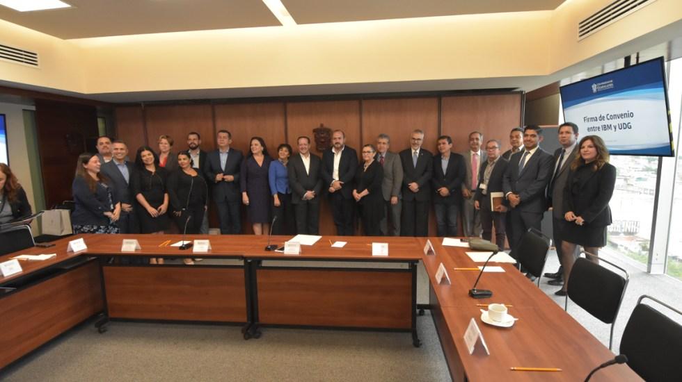 IBM y la UdeG incorporan modelo educativo P-TECH en México - IBM en la UDG
