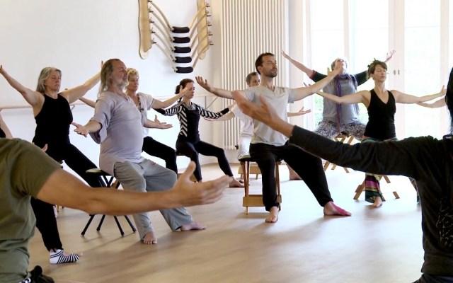 Mejora tu movimiento y alivia dolores con Gyrotonic - Gyrokinesis