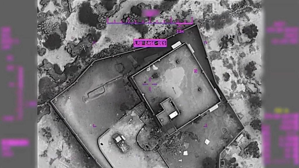 #Video Primeras imágenes de la operación contra el líder del Estado Islámico - ISIS terrorismo Estados Unidos Estado Islámico