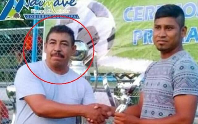 Hallan cadáver calcinado de funcionario de Tamaulipas - Ismael Baez Juárez, director de Deportes de Jaumave, Tamaulipas. Foto Especial / Excélsior
