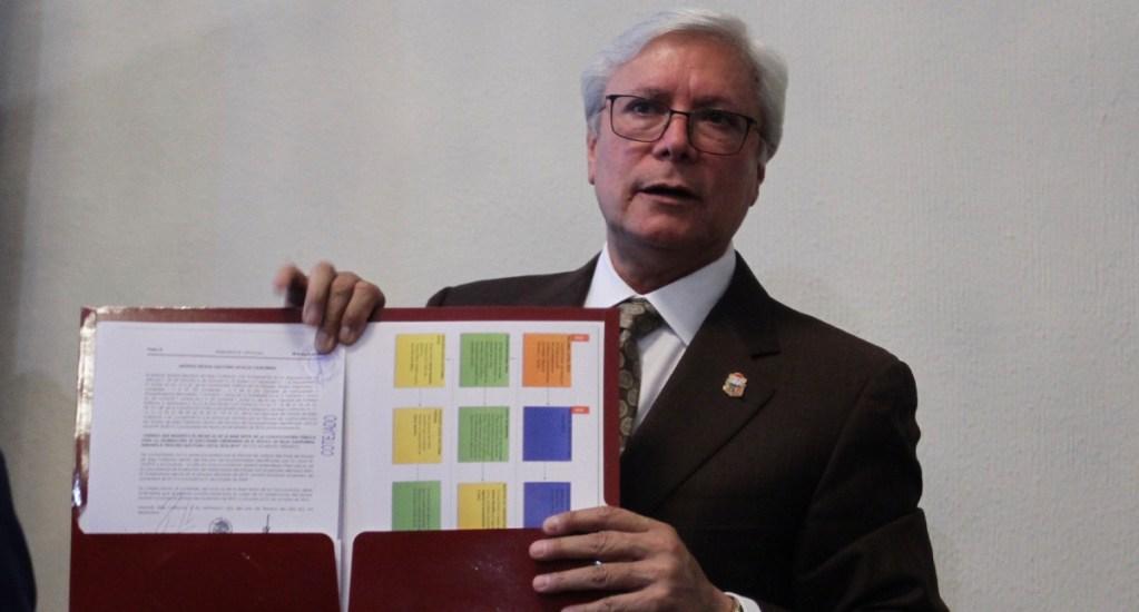 """Respetará Jaime Bonilla resolución de la SCJN, pero """"no comparte su criterio"""" - Jaime Bonilla"""