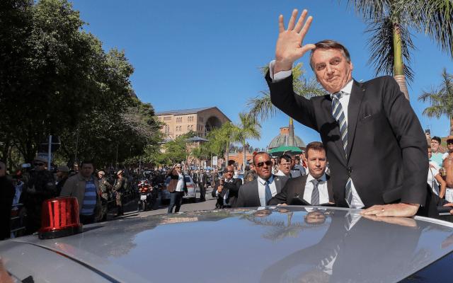 Bolsonaro revoca decreto que prohibía siembra de caña de azúcar en Amazonía - Foto de EFE