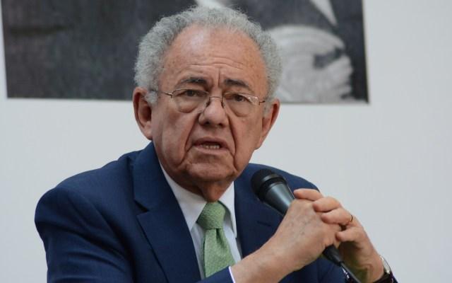 SCT desmiente enfermedad de Javier Jiménez Espriú - Javier Jiménez Espriú. Foto de lopezobrador.org.mx
