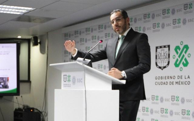 No se tolerará corrupción ni encubrirá en el caso de 19 exfuncionarios de seguridad, asegura AMLO - Jesús Orta. Foto de Notimex-Guillermo Granados.