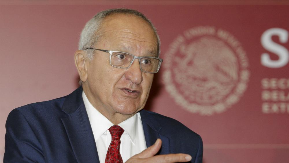 México no aceptará imposición de inspectores por T-MEC, reitera Seade - Jesus Seade