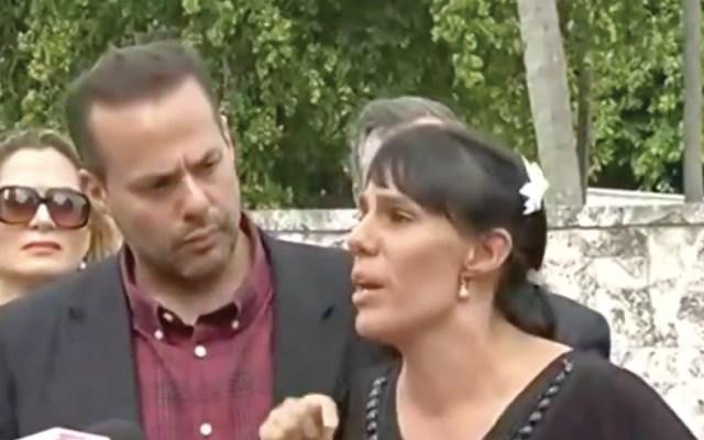 Hijos de José José emplazan a Sarita a revelar autopsia del cantante - Captura de pantalla