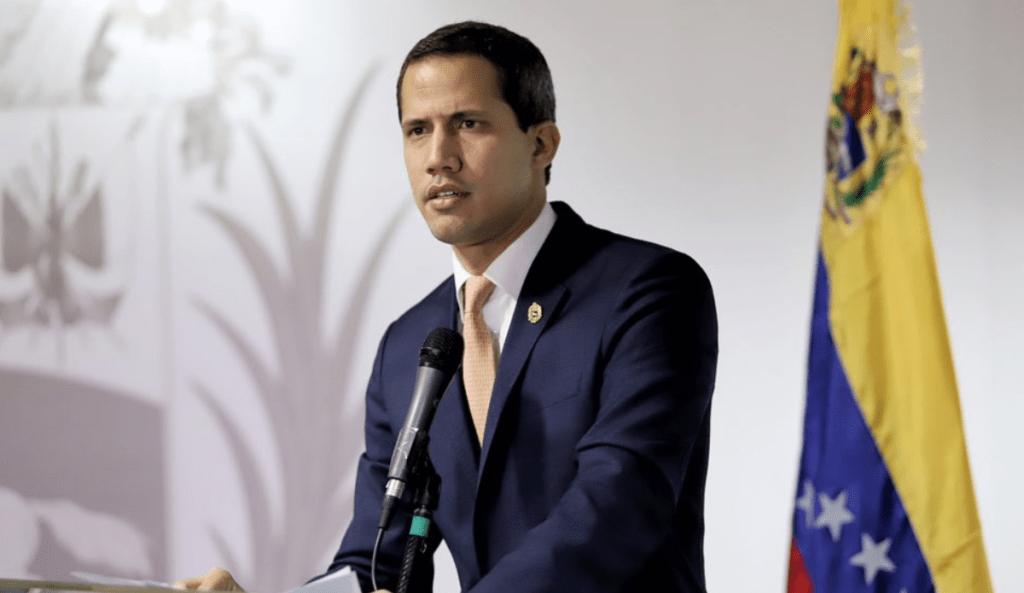 Reeligen a Guaidó como presidente del Parlamento de Venezuela en sesión improvisada - Foto de Twitter Juan Guaidó