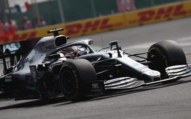 Fechas de venta y precios de boletos para el Gran Premio de la Ciudad de México 2020 - El británico Lewis Hamilton de Mercedes compite este domingo en el Gran Premio de México de Fórmula Uno, en el Autódromo Hermanos Rodríguez, en Ciudad de México (México). EFE/José Méndez
