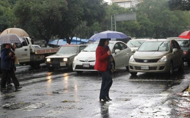 Alerta Amarilla por lluvia en seis alcaldías de la Ciudad de México - lluvias