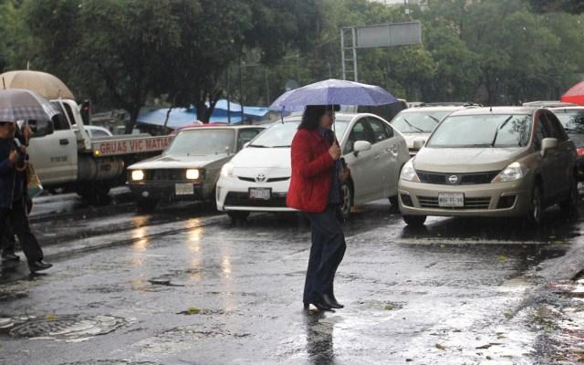 Pronostican lluvias en 26 estados de México - Lluvias Ciudad de México tormentas 22102019