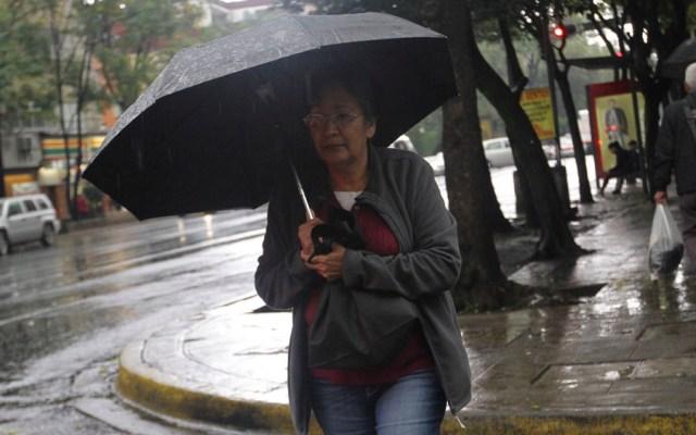 Prevén lluvias este viernes en al menos 18 estados del país - Frente frío 6 provocará lluvias en varios estados del país