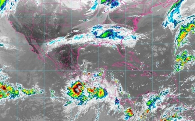 Alertan por lluvias fuertes en Tabasco - lluvias tabasco
