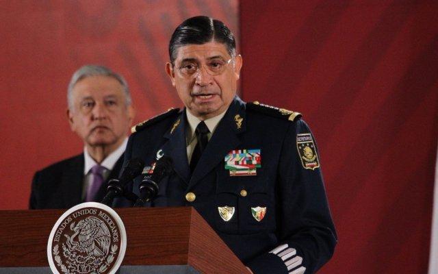 Coordinación entre Sedena y SEMAR evitó mayores agresiones en Culiacán, destaca el general Luis Cresencio Sandoval - El general Luis Cresencio Sandoval, titular de Sedena. Foto de Notimex.