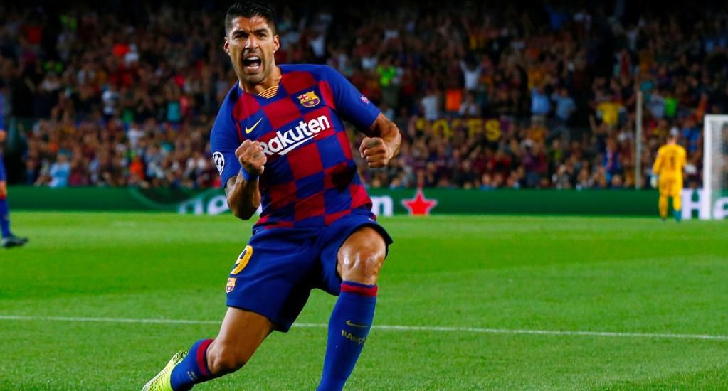 Luis Suárez se va al Atlético de Madrid - Luis Suárez