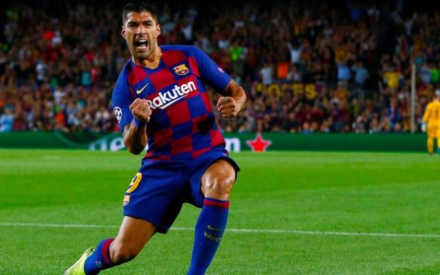Luis Suárez quiere jugar en la MLS en un futuro: Lodeiro - Luis Suárez