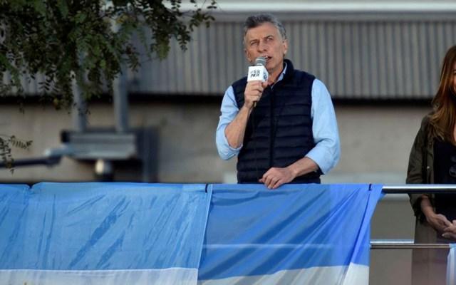 Macri pide participación récord para revertir pronósticos electorales - Mauricio Macri