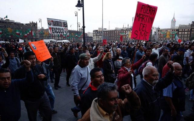 Las manifestaciones para este viernes en la Ciudad de México - manifestaciones movilizaciones