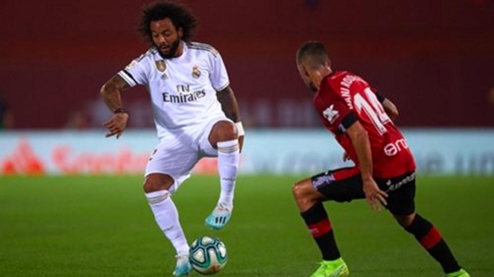 """Marcelo admite que al Real Madrid """"le falta algo"""" - Marcelo"""