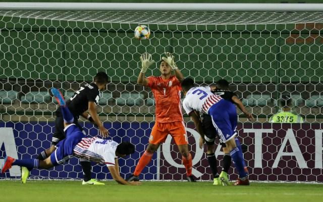 México debuta con empate en el Mundial Sub 17 Brasil 2019 - Foto de Mexsport
