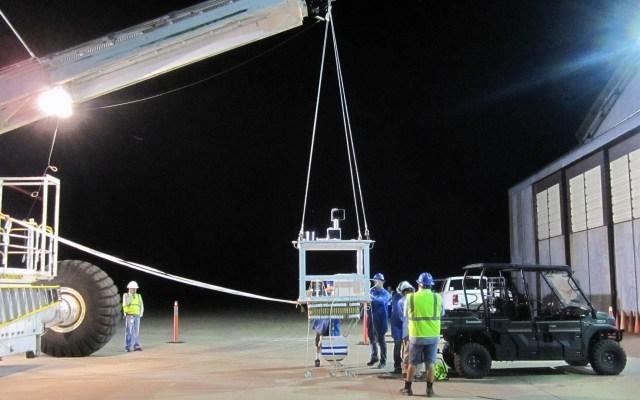 NASA envía a estratósfera módulo de instrumentación desarrollado por la UNAM - Módulo de instrumentación NASA UNAM 2