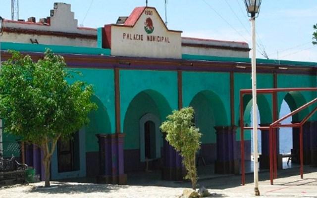 Aprueban aplazar elecciones en municipio de Oaxaca por violencia - Municipio de Xanica, Oaxaca